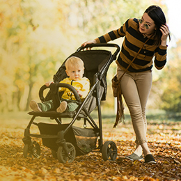 Wózki dziecięce