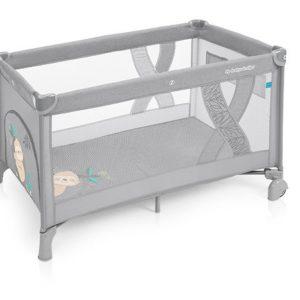Baby-Design-Simple-Lozeczko-Turystyczne-LIGHT-GREY