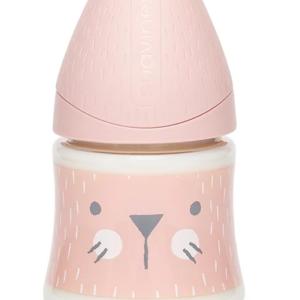 suavinex butelka hygge kotek rózowy