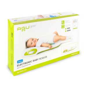 AGU BABY Waga dziecieca z aplikacją AGU BSS1